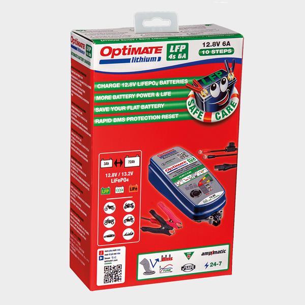 Batterieladegerät OptiMate Lithium SAE kaufen